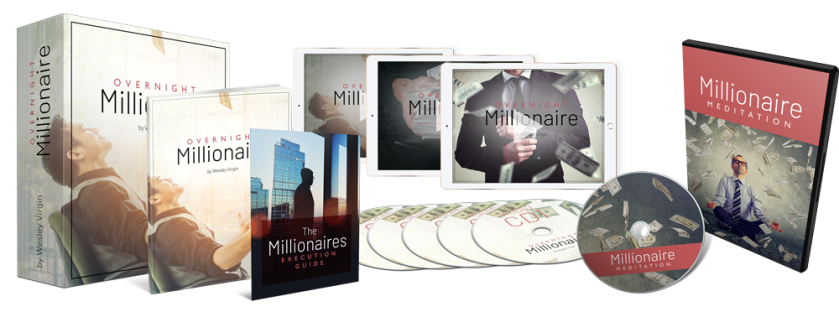 The-Overnight-Millionaire-Full-Bundle